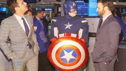 News video: Captain America: The Winter Soldier Is Still On Top Of The Box Office!